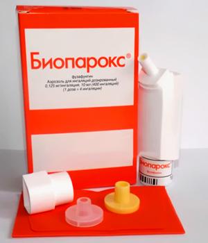 Можно ли применять Биопарокс при беременности