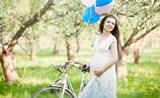 езда на велосипеде в период беременности