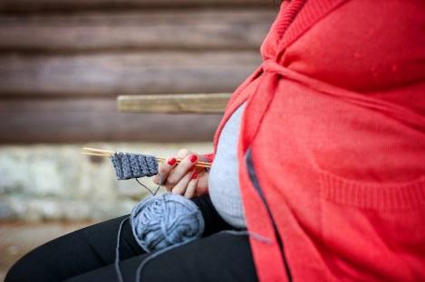 за и против вязания