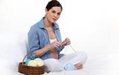 вязать при беременности