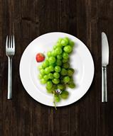 виноград беременным