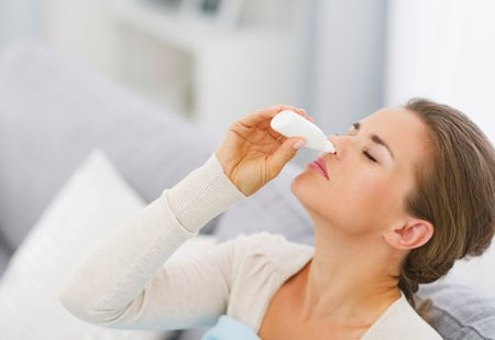 Чихание во время беременности