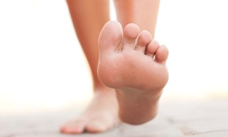состояние кожи ног