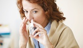 лечить заложенность носа при беременности
