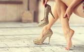 высокие каблуки при беременности