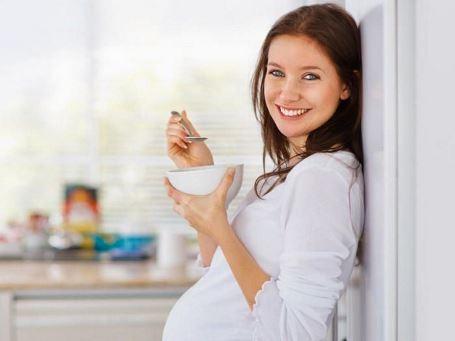 Манная каша при беременности: польза и вред манки