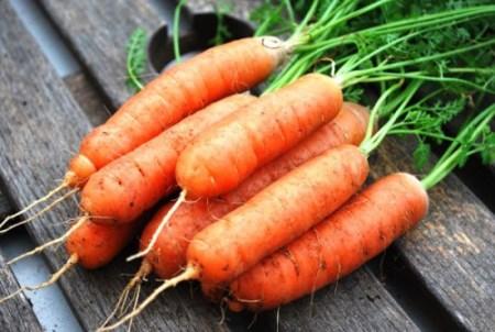 каротин в моркови