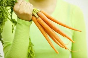 чем полезна морковка