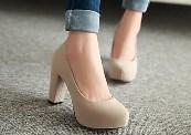 обувь на высоком каблуке беременным