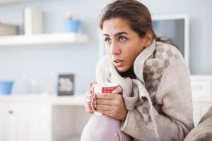 Морозит при беременности на ранних сроках без температуры