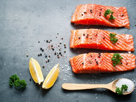 красная рыба беременным