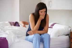 Тошнит на раннем сроке беременности