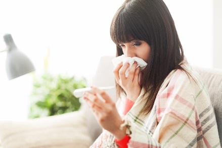 простуда у беременной