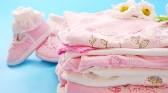 стирать вещи для новорожденных
