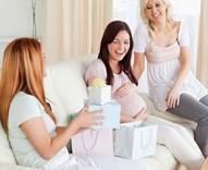 подарить беременной