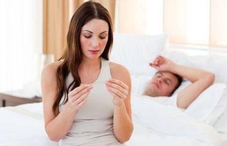 беременность и ректальная температура